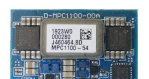MPC1100-54 Conversor CC-CC escalable según potencia