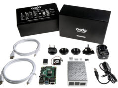 Kit de iniciación Raspberry Pi 4 Model B 8 GB de OKdo