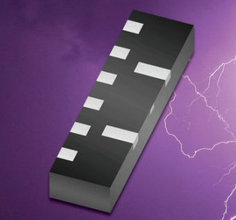 TVS de pulso para protección de circuitos en motores