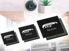 RZ/G2L microprocesadores de 64 bits para procesamiento IA