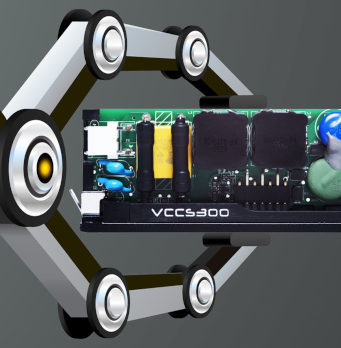 VCCS300S fuente de alimentación monosalida de 300 W