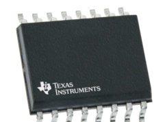 Amplificadores aislados con convertidor CC-CC integrado