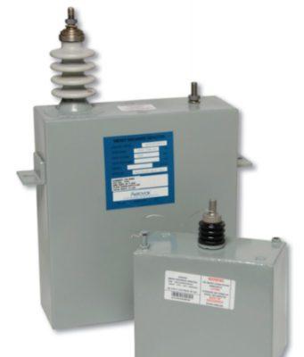 Condensadores para descarga por pulsos de gran capacidad
