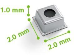 BMP384 Sensor de presión barométrica para el IoT
