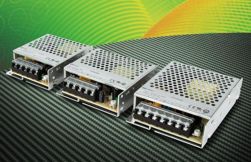LCS fuentes de alimentación AC/DC con salida regulada