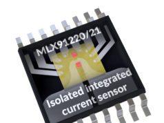 Segunda generación de sensores de corriente integrados