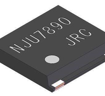 NJU7890 Circuito monitor de alta tensión para electromovilidad