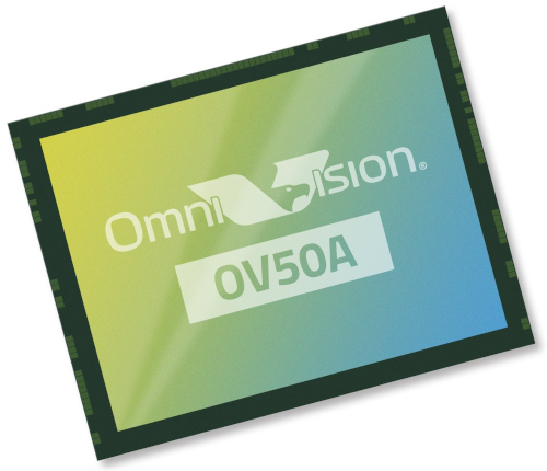 Sensor digital de imagen OV50A