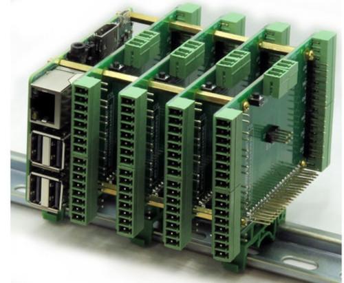 Hat para Raspberry Pi con 16 entradas optoaisladas