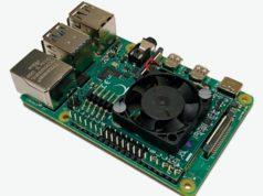 Ventilador Strato Pi Fan para Raspberry Pi