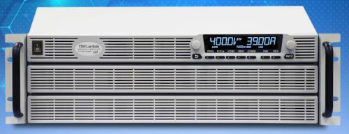 Nuevas fuentes GENESYS+ con salidas de 50, 400 y 500 V