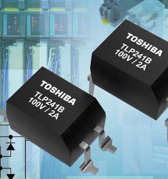 TLP241B Fotorrelé de alta corriente para entornos industriales
