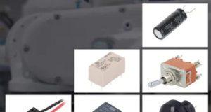 Componentes electrónicos para la industria