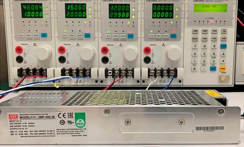 Fuente de alimentación modular UMP-400 de grado médico