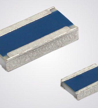 Chips de resistencia de película delgada NCW AT