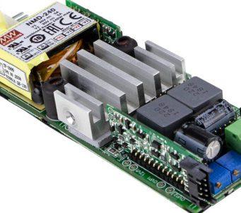 NMD-240 fuentes modulares de potencia