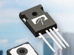 MOSFET αSiC de 1200 para vehículos eléctricos