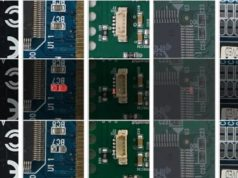 Software para inspección de PCBs basado en red neuronal