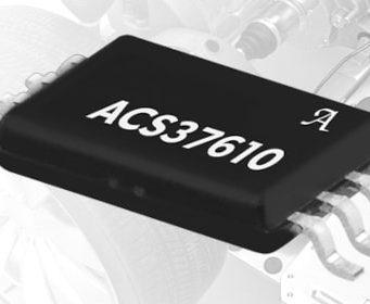 ACS37610 sensor de corriente sin núcleo