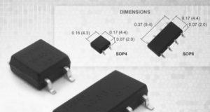 Relés PhotoDMOS 38-Q para vehículos eléctricos