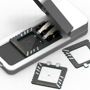 DX4091 Z-Meter Dispositivo QC para test de BiTe pellet