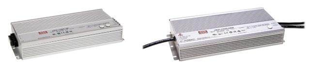 HEP-1000-W fuentes de alimentación para entornos hostiles