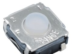 Interruptores táctiles en miniatura KSC TE