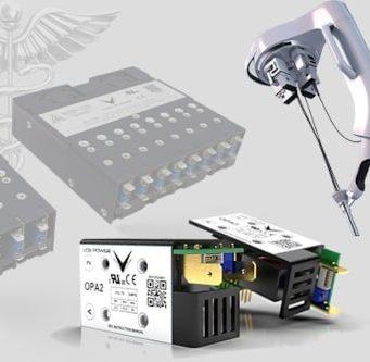 NEVO+1200 módulos de 300 W con homologaciones médicas