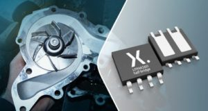 MOSFET LFPAK56D de reducido tamaño en la PCB