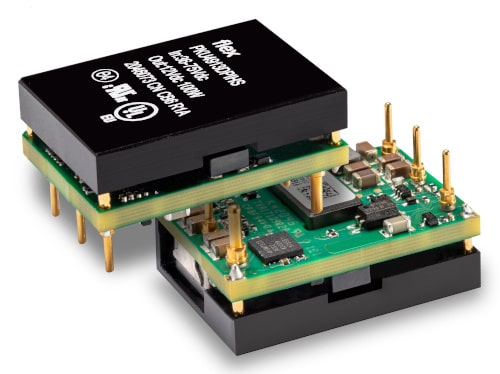 PKU4913D Convertidor DC/DC analógico y aislado en formato sixteenth brick
