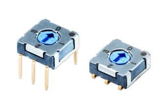 RDS-7229 Microinterruptores DIP giratorios