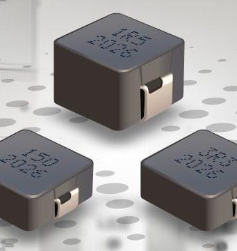 Inductoresapantallados de potencia de elevada corriente