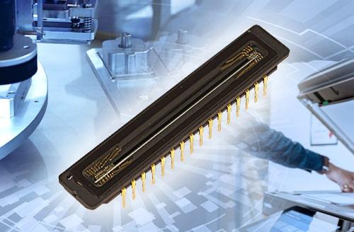 Sensor de imagen CCD lineal TCD2726DG con reducción de lente
