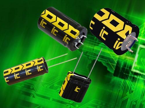 DSF Supercondensadores multi aplicación de 3 y 6 V