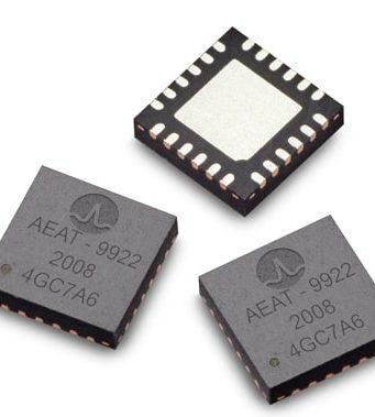 AEAT-9922 Codificador magnético programable de 10 a 18 bit