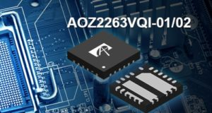 Reguladores EZBuck para microprocesador