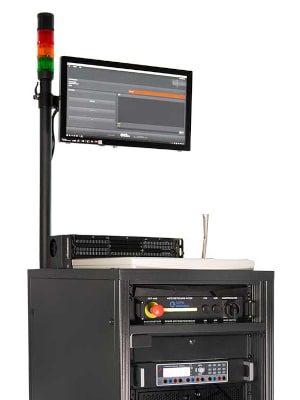 BARCUDA VP230 Solución para probar y programar ensamblajes electrónicos