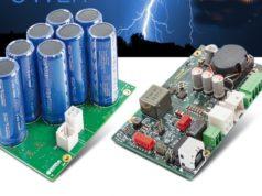 SAI DC modular UPSI con supercondensadores libres de mantenimiento