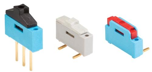 MSS Interruptores deslizantes con formato compacto