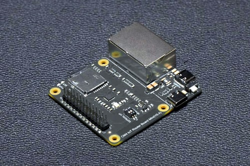 Placa de router IoT basada en Raspberry Pi