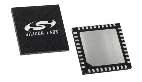 EFM32PG22 MCU para aplicaciones IoT Edge