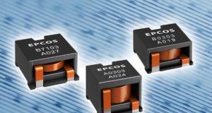 ERU-SMT Choques de elevada corriente con diseño SMT compacto