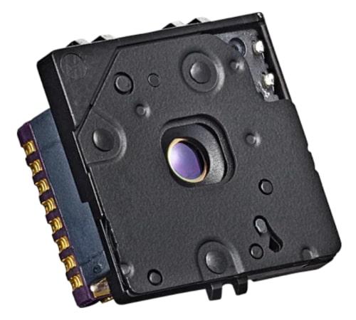 Módulos de cámara térmica Lepton