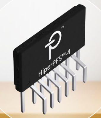Controlador PFC HiperPFS-4 con protecciones