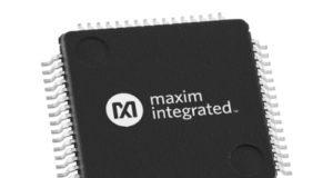 MAX17852 Sistema DAQ compatible con ASIL D