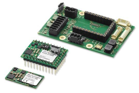 Controladores de movimiento MC3001