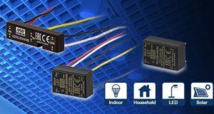 NLDD-H y LDDS-H reductores de tensión para LED