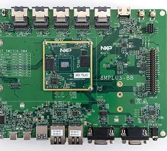 Kit de evaluación i.MX 8M Plus con funcionalidades