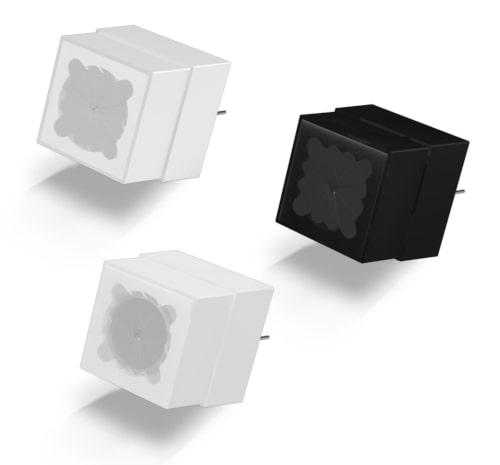 """Sensor de movimiento PaPIRs de tipo """"cuadrado plano"""""""