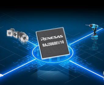 RAJ306001 y RAJ306010 SiP de control de motor BLDC